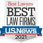 U.S. News Best Law Firms 2021